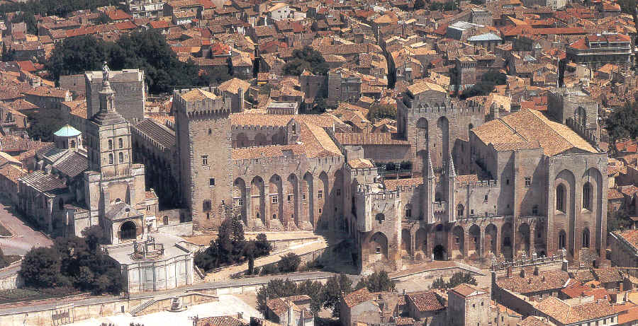 an analysis of the topic of the avignon papacy and the great schism Download thesis statement on great schism (catholic church) in our database or the papacy jumped back and forth from avignon great variety of topics that.
